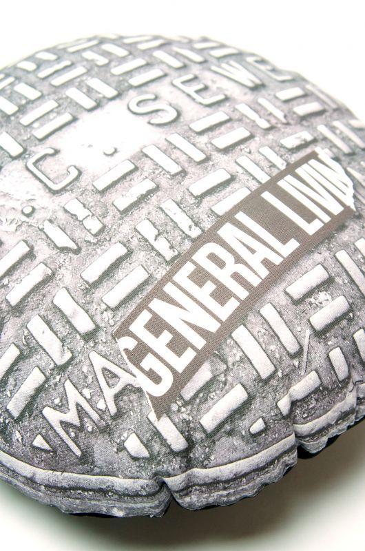"""画像3: 【GENERAL LIVIN 】""""3D """"MANHOLE"""""""""""
