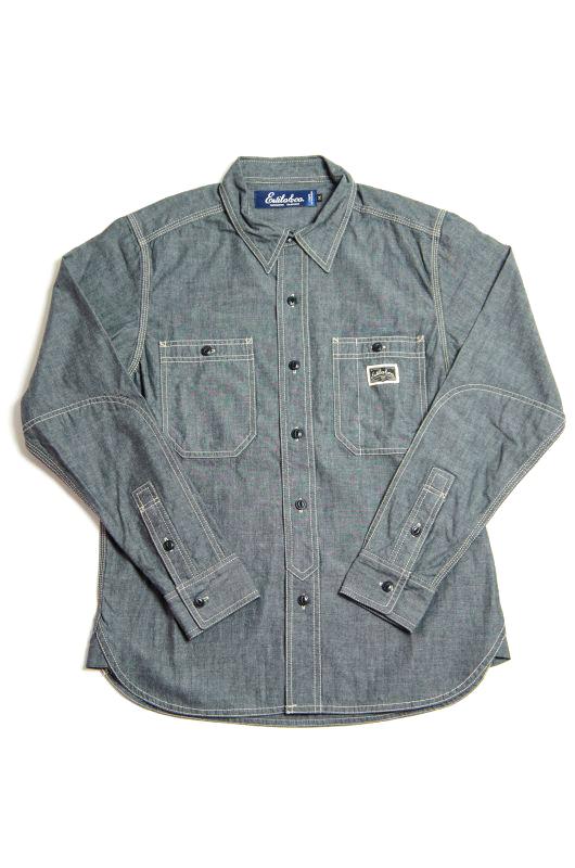 """画像2: 【Estilo&co.】""""Boonies Chambray Shirt"""""""