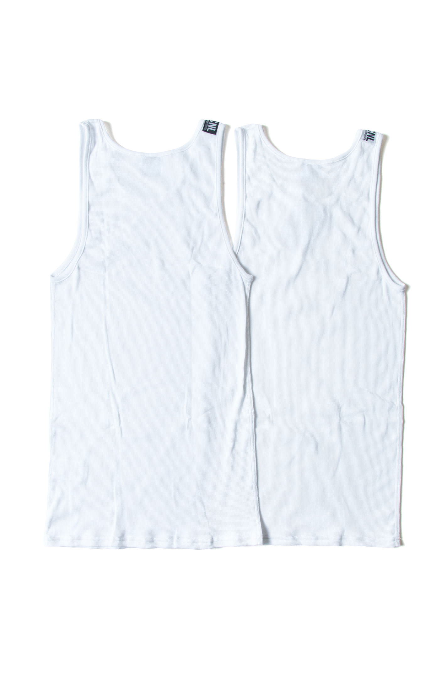 画像3: 【Back Channel】 2P TANK TOP
