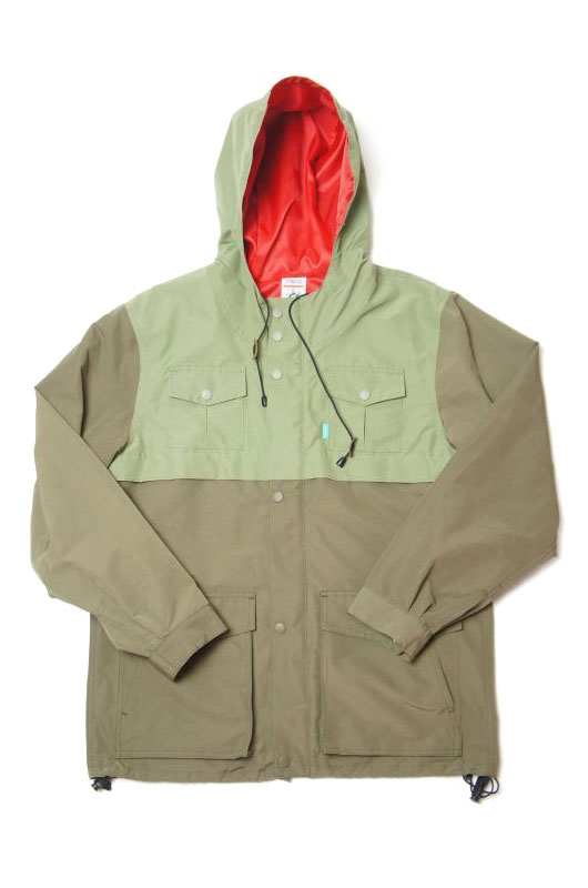 "画像1: 【JT&CO】""MOUNTAIN JACKET"""