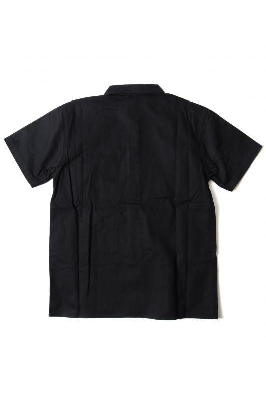 画像2: 【Estilo&co.】 One Rose Work Shirt