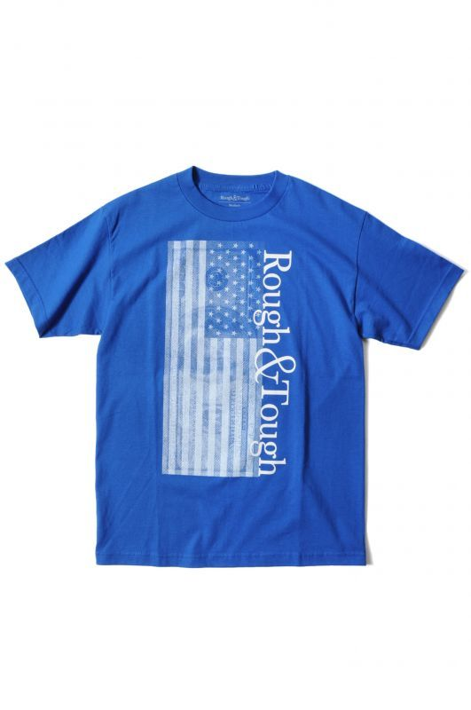 画像4: 【Rough&Tough】Stars&Stripes TEE