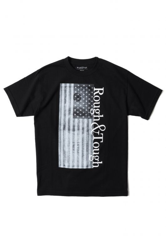 画像1: 【Rough&Tough】Stars&Stripes TEE