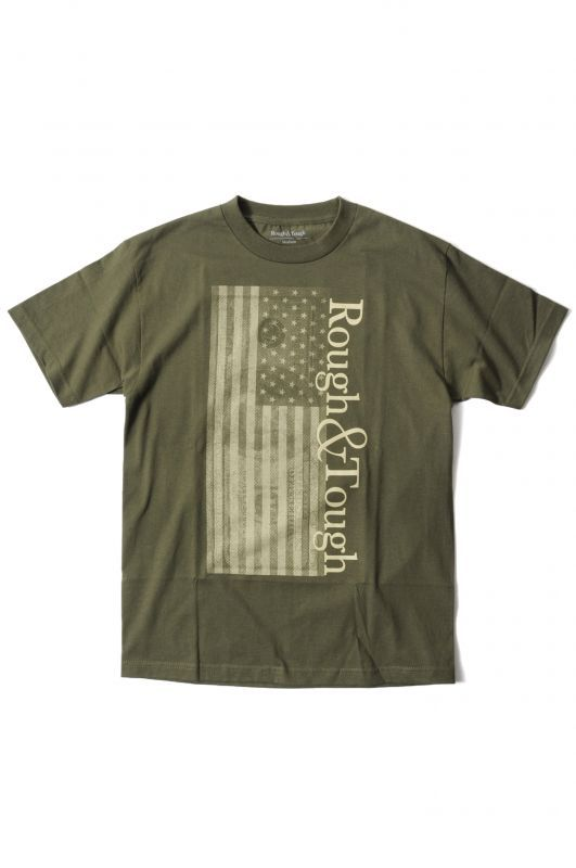 画像3: 【Rough&Tough】Stars&Stripes TEE