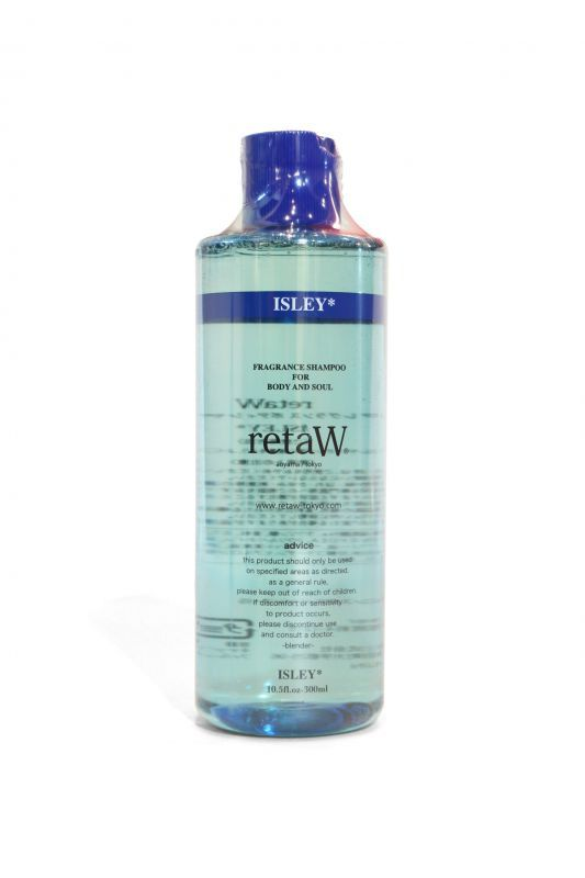 画像1: 【retaW】 Fragrance Body Shampoo ISLEY