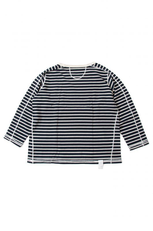 画像3: 【CALMAN HENRY CLOTHING】 LONG SLEEVE CREW NECK TEE