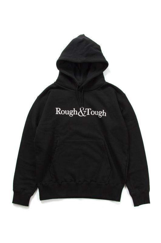 画像1: 【Rough&Tough】LOGO PULLOVER PARKA