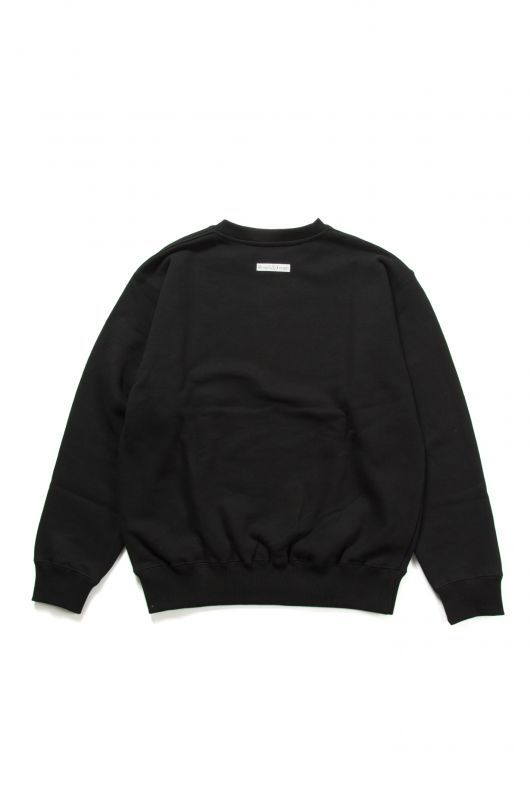 画像4: 【Rough&Tough】LOGO BLANK CREW SWEAT