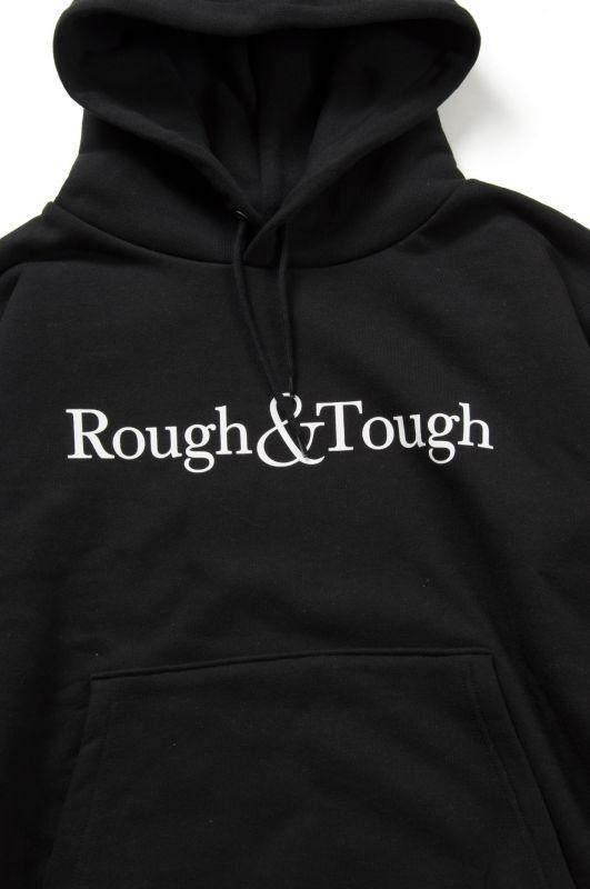 画像3: 【Rough&Tough】LOGO PULLOVER PARKA