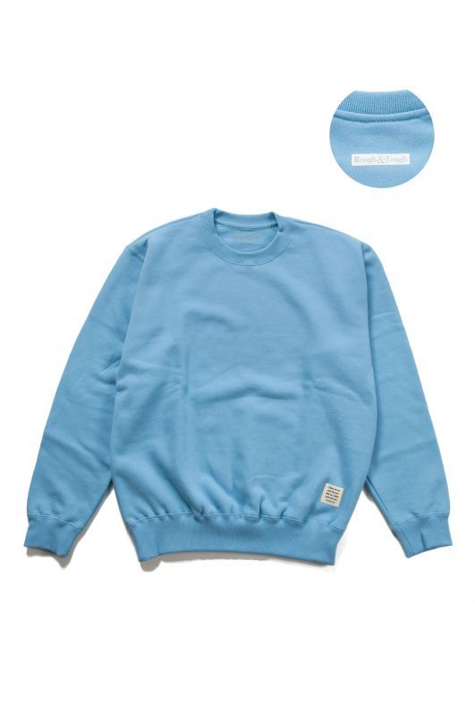 画像3: 【Rough&Tough】LOGO BLANK CREW SWEAT