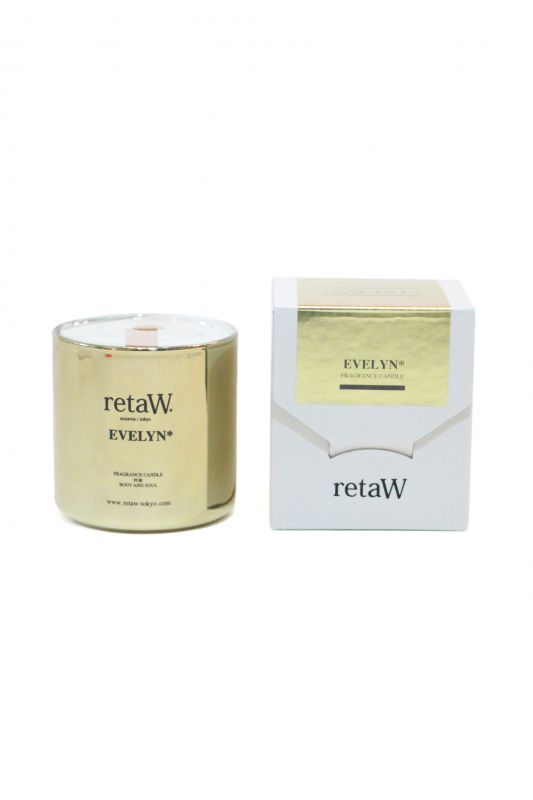 画像1: 【retaW】 Fragrance Candle EVELYN