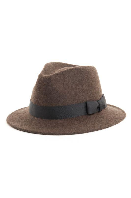 画像4: 【Estilo&co.】 WIDE BRIM FELT HAT
