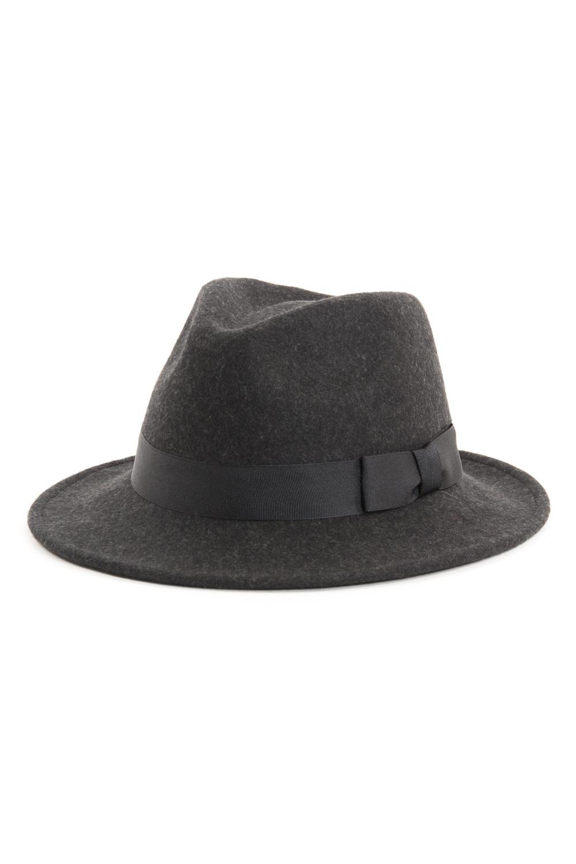 画像2: 【Estilo&co.】 WIDE BRIM FELT HAT