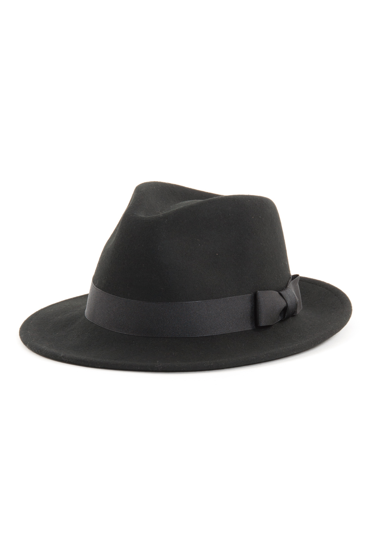 画像1: 【Estilo&co.】 WIDE BRIM FELT HAT