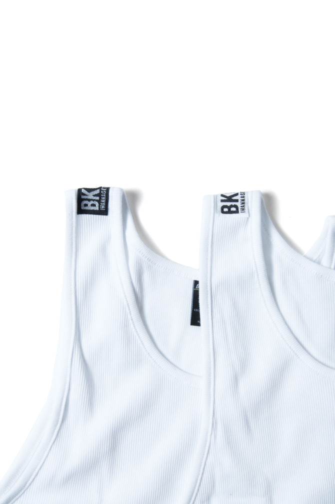 画像4: 【Back Channel】 2P TANK TOP