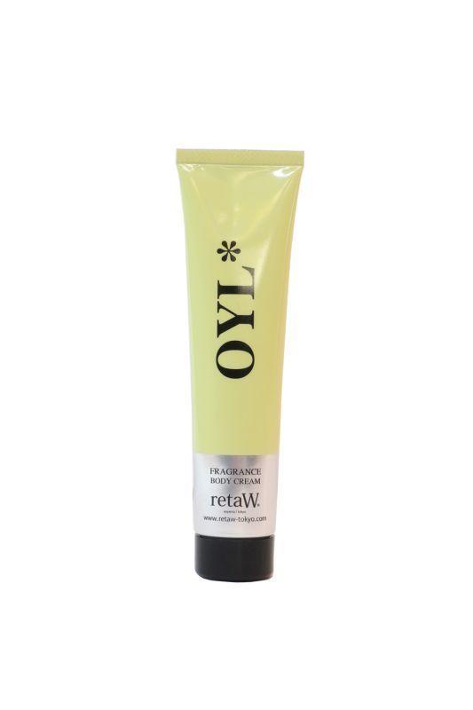 画像1: 【retaW】 Fragrance Body Cream OYL