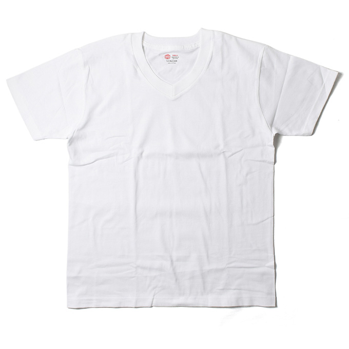 画像3: 【REDKAP】V-NECK SINGLE JERSEY 2 PACK Tee