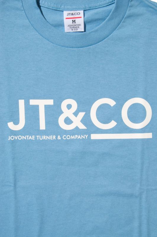 画像3: 【JT&CO】JT&CO LOGO TEE