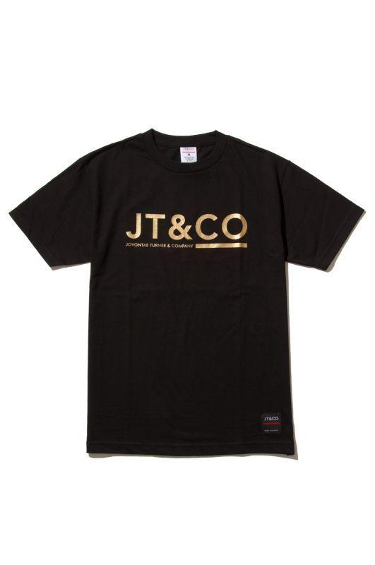 画像2: 【JT&CO】JT&CO LOGO TEE