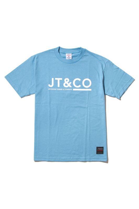 画像1: 【JT&CO】JT&CO LOGO TEE