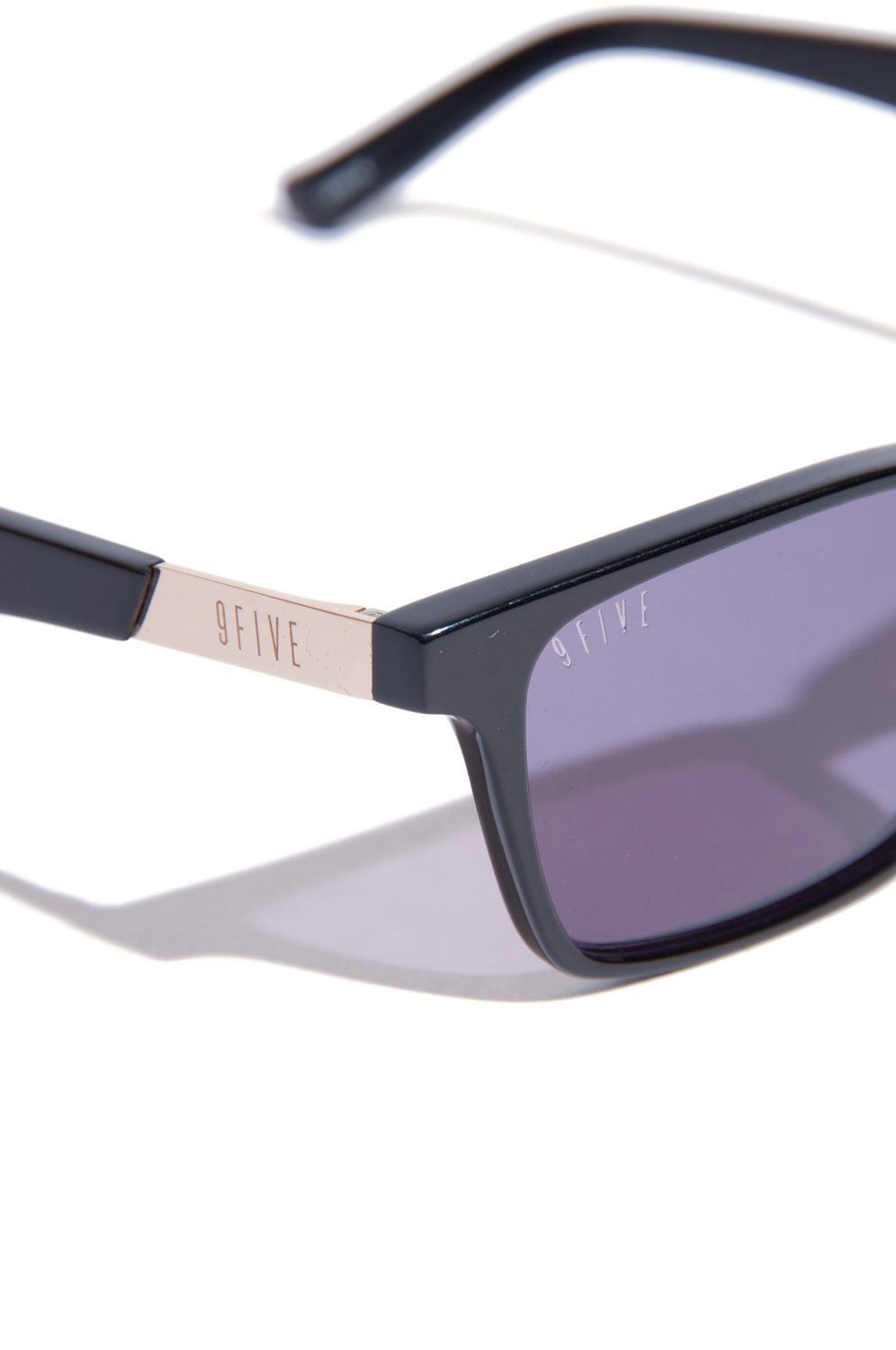 画像4: 【9FIVE】 La Jolla Black & Gold Shades (Reg)