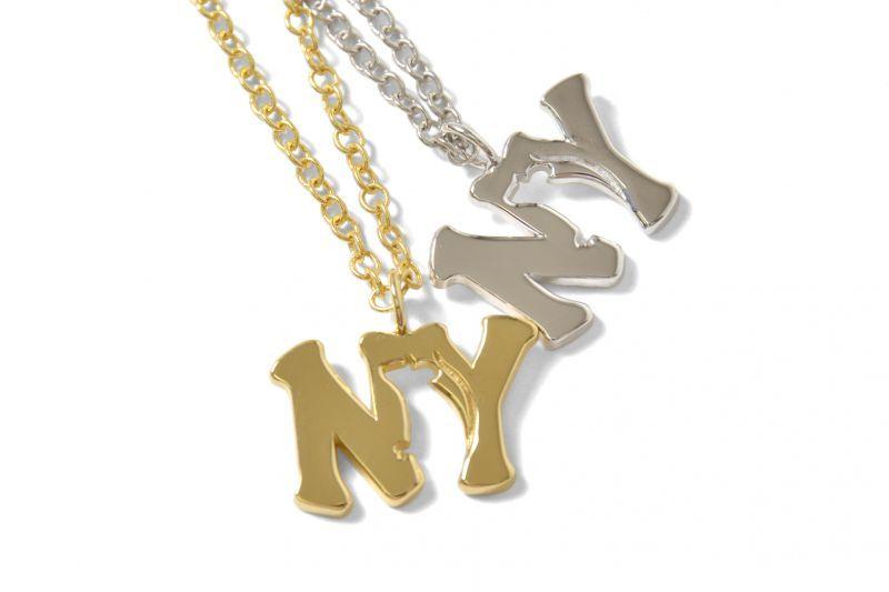画像2: 【LAFAYETTE】Lafayette × HOWWEDO RUN NYC NECKLACE