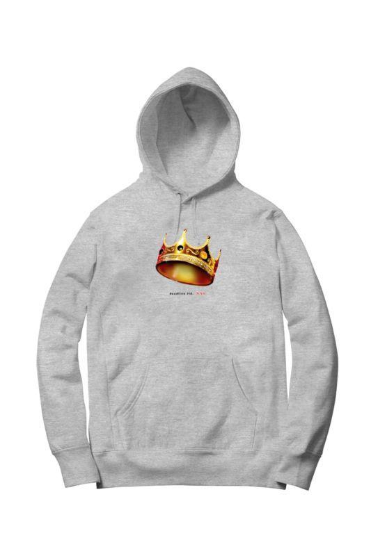 画像1: 【DEADLINE】Biggie Crown Pullover Hoodie