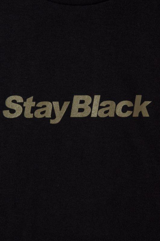 画像3: 【Stay Black】StayBlack Original Logo Tee