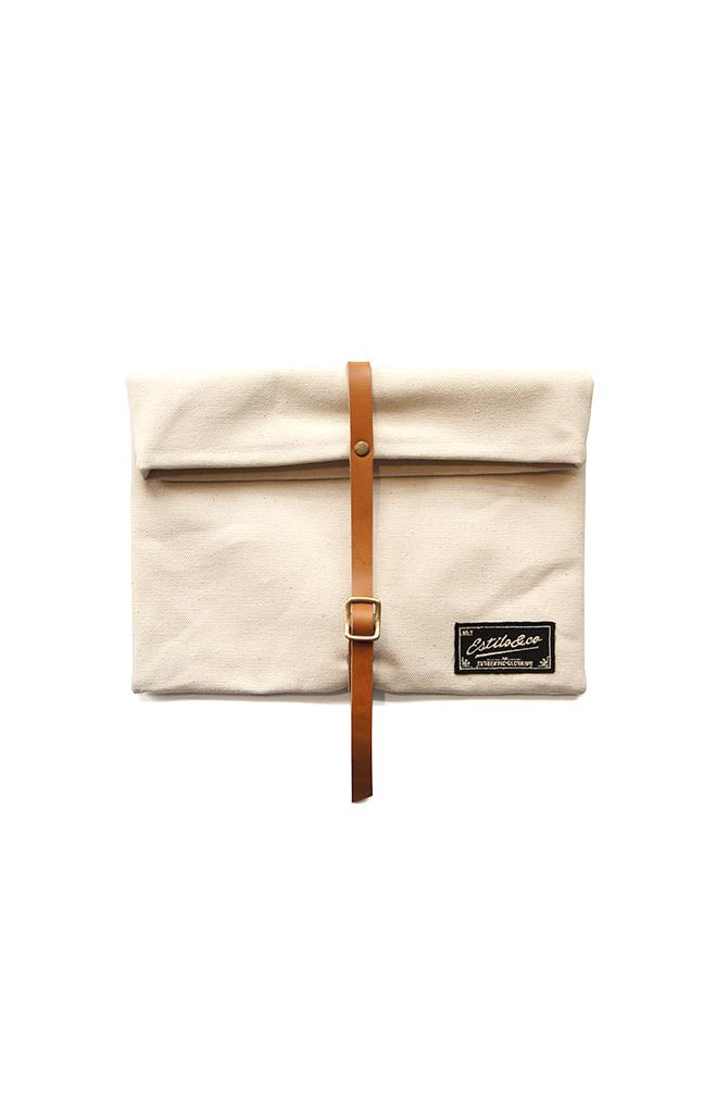 画像1: 【Estilo&co.】CLUTCH BAG〈S〉