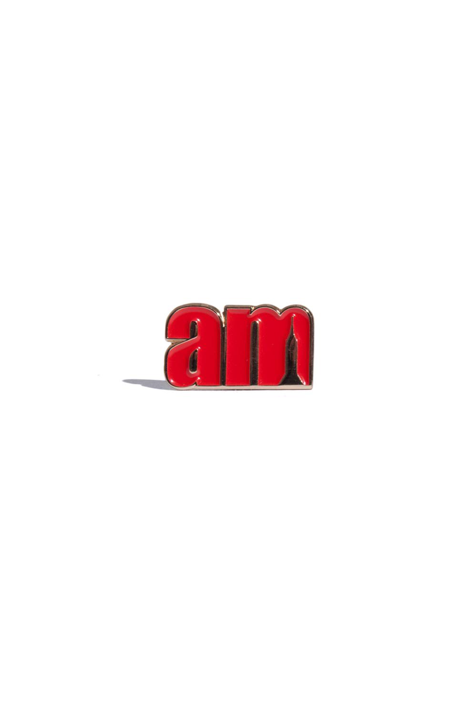 画像1: 【am】AM METAL PIN