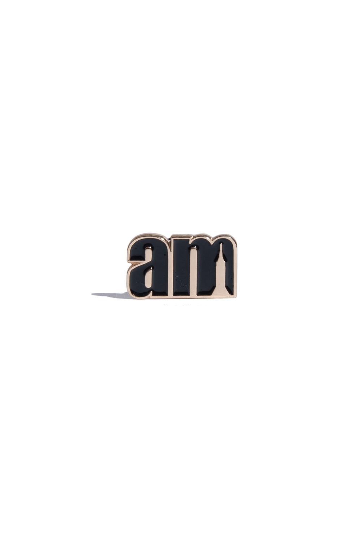 画像2: 【am】AM METAL PIN