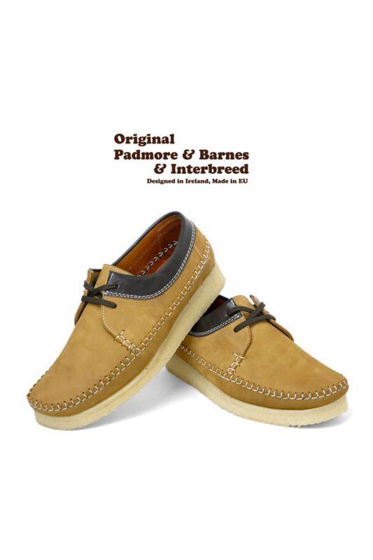 """画像1: 【INTERBREED】Padmore & Barnes × INTERBREED Collaboration """"Yellow Willow"""""""