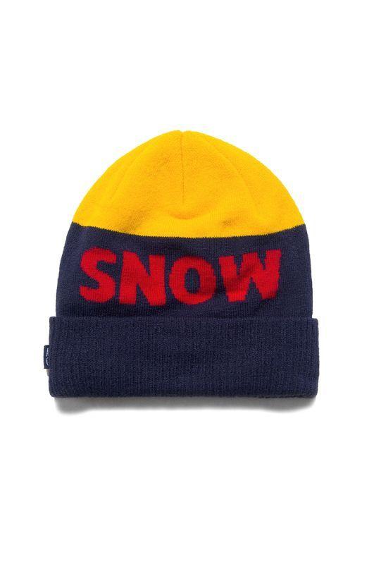 画像1: 【ACAPULCO GOLD】SNOW MAN BEANIE