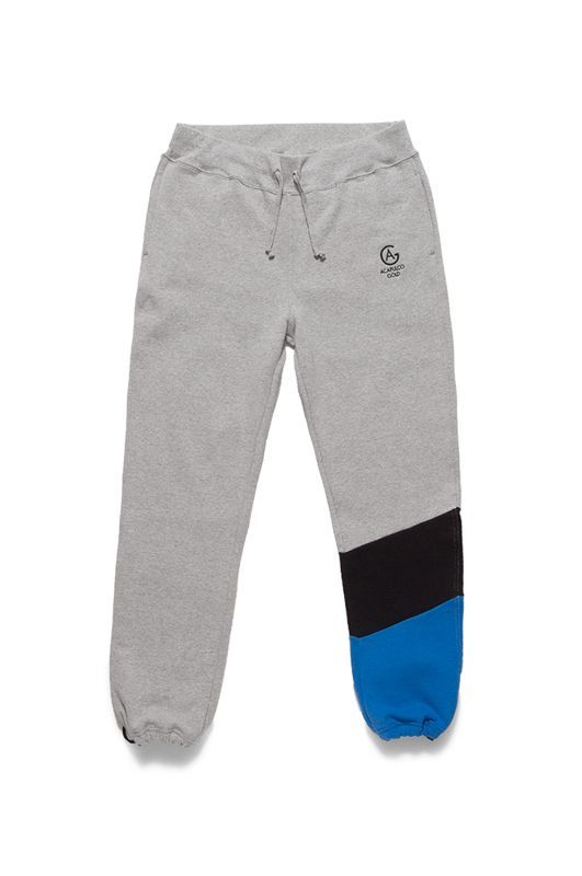 画像2: 【ACAPULCO GOLD】PANELED SWEATPANTS