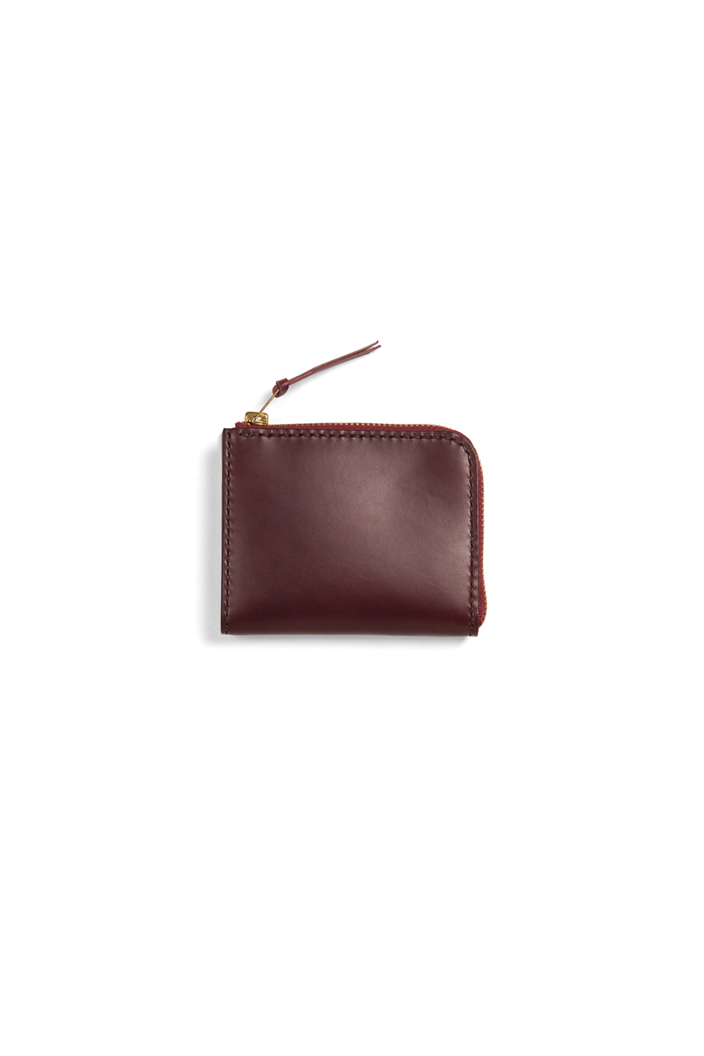 "画像2: 【OLD WEST】 ""L"" zip wallet(Plain)"