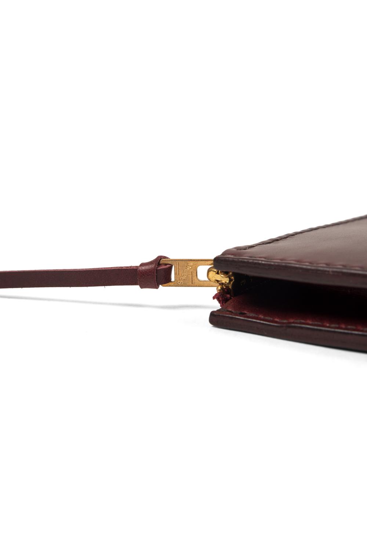 """画像5: 【OLD WEST】 """"L"""" zip wallet(Plain)"""