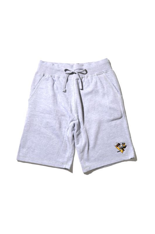 画像1: 【DEADLINE】Doggy Style Sweat Shorts