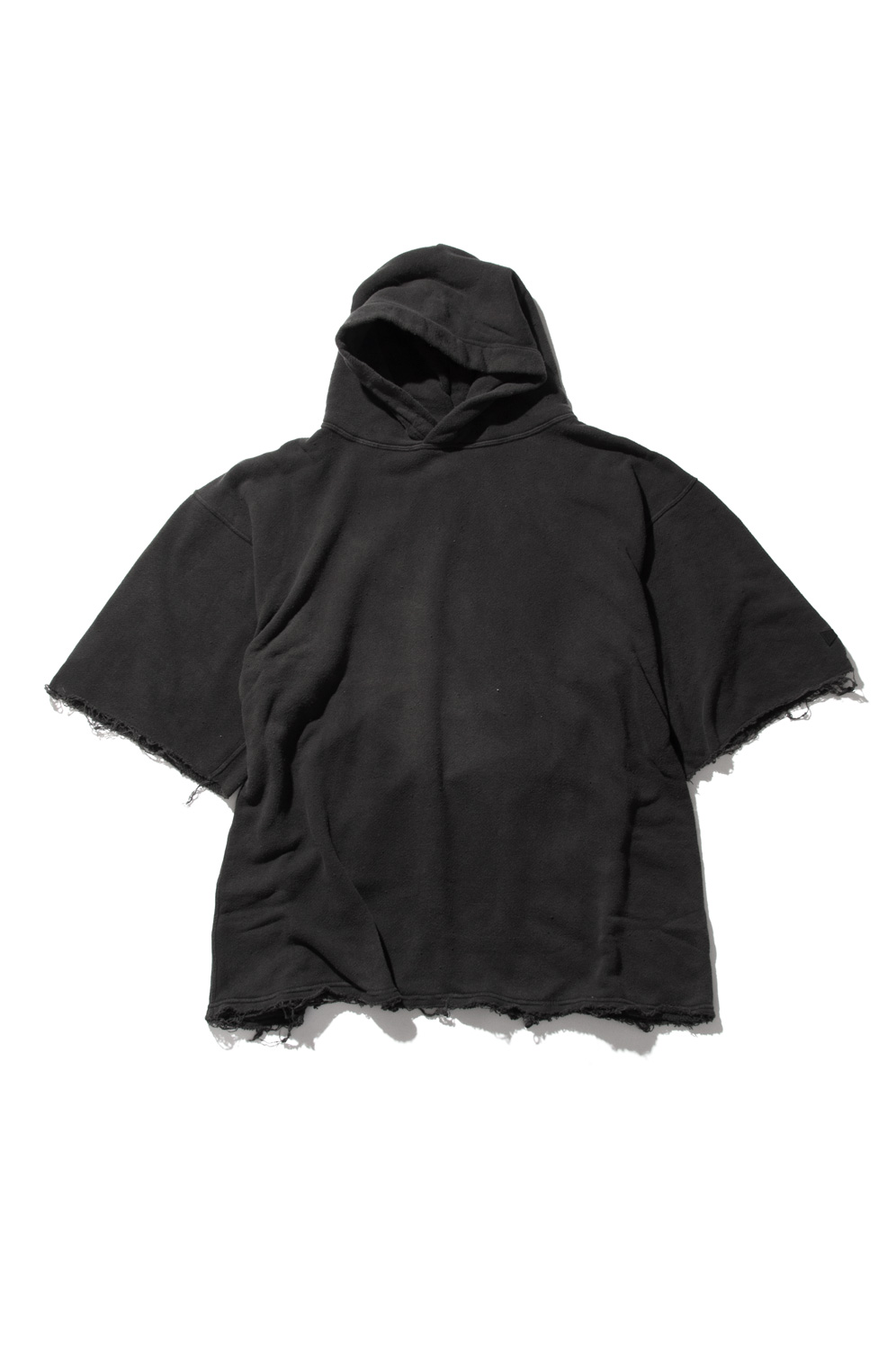 画像1: 【VOTE MAKE NEW CLOTHES】 WIDE SLEEVE HARF HOODIE