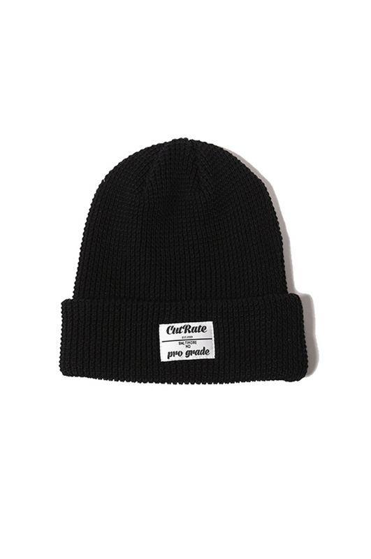 画像1: 【CUTRATE】 COTTON KNIT CAP