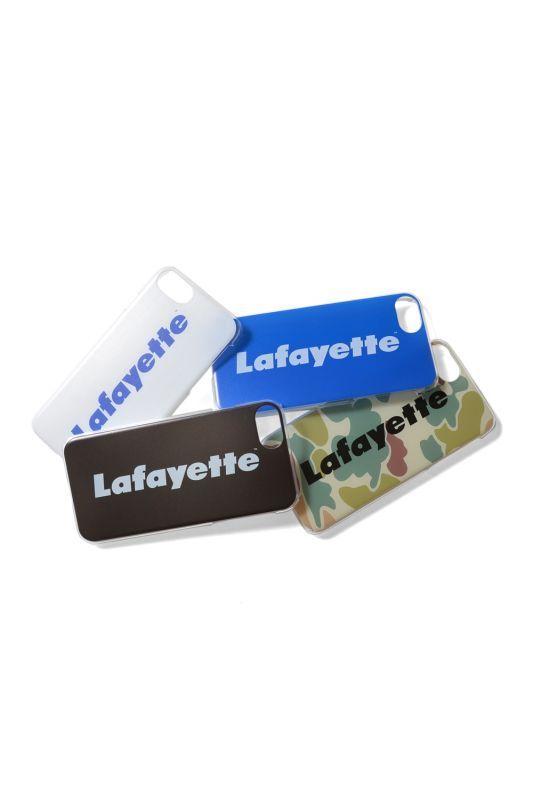 画像1: 【LAFAYETTE】Lafayette LOGO iPhone CASE for 6/6s,PLUS,SE