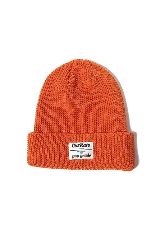 画像3: 【CUTRATE】 COTTON KNIT CAP