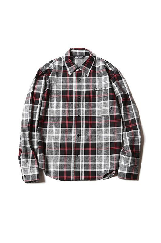 画像1: 【CUTRATE】 L/S CHECK SHIRT