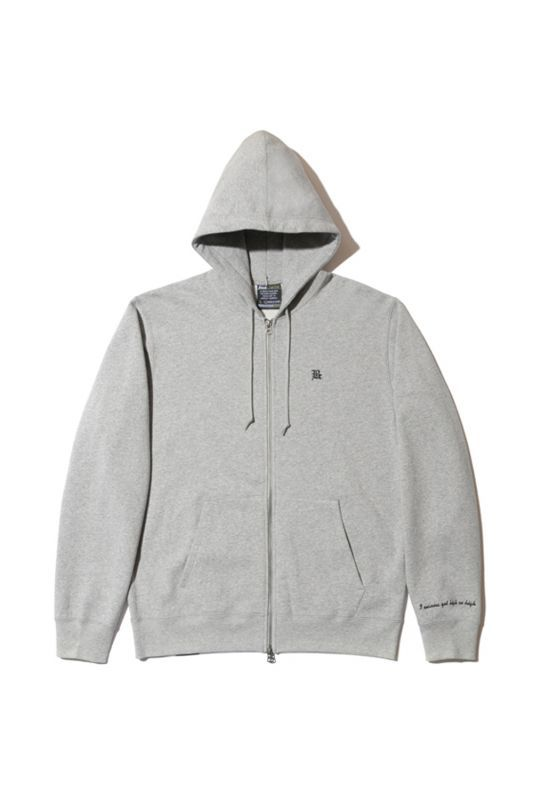 画像1: 【Back Channel】ONE POINT FULL ZIP PARKA