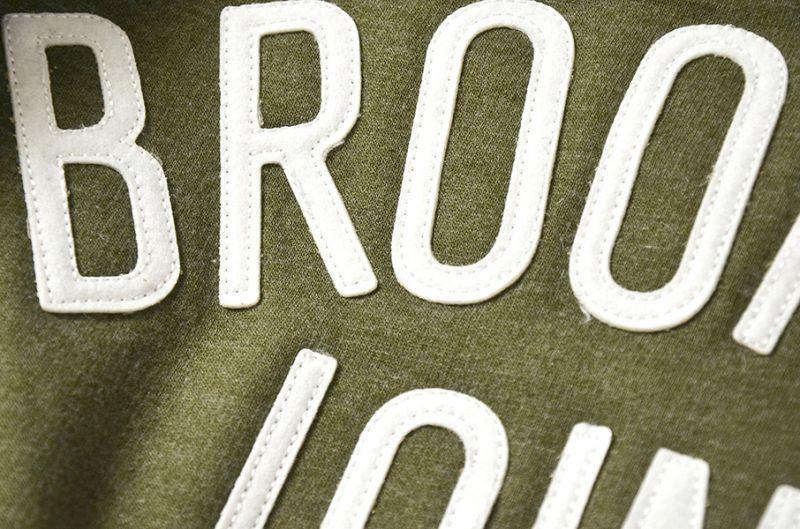 画像2: 【LAFAYETTE】BROOKLYN JOINT CREW NECK SWEATSHIRT