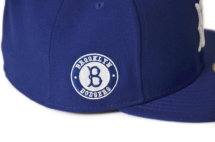 画像3: 【LAFAYETTE】Lafayette × BROOKLYN DODGERS × NEW ERA – 59FIFTY CAP