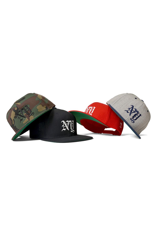 画像1: 【LAFAYETTE】GOTHIC RUN NYC SNAPBACK CAP
