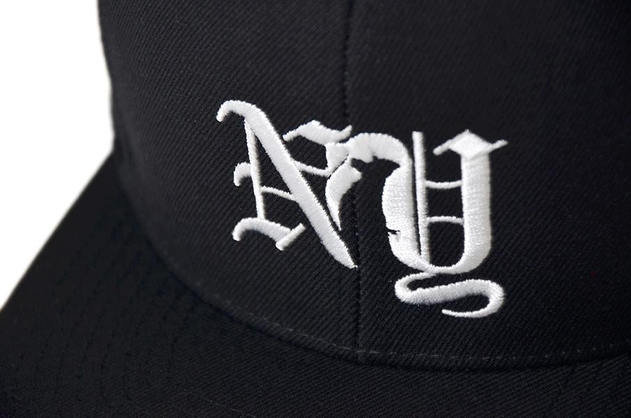 画像2: 【LAFAYETTE】GOTHIC RUN NYC SNAPBACK CAP