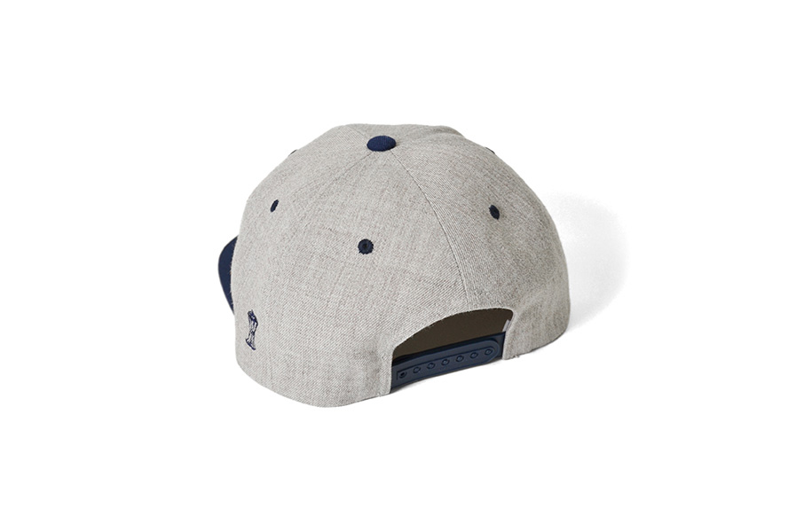画像3: 【LAFAYETTE】GOTHIC RUN NYC SNAPBACK CAP