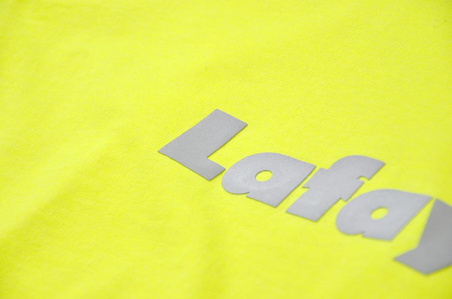画像2: 【LAFAYETTE】Lafayette LOGO L/S TEE