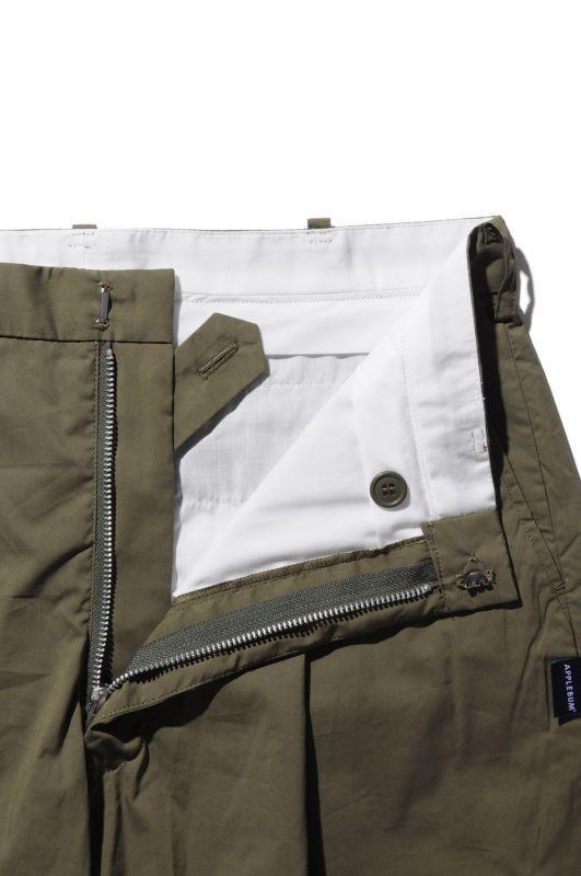 画像3: 【APPLEBUM】Big Silhouette Short Pants